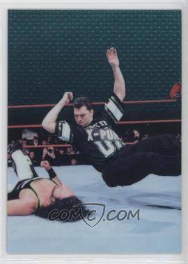 1999 Comic Images WWF SmackDown! Chromium - [Base] #64 - Shane McMahon