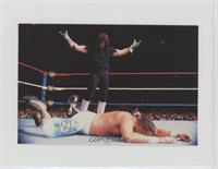 Undertaker vs. Jake