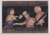 Hogan/Hart V. Savage/Piper (Great American Bash)
