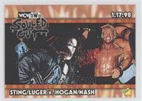 Sting/Luger v. Hogan/Nash (Souled Out)