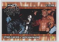 Sting/Luger v. Hogan/Nash (Souled Out)