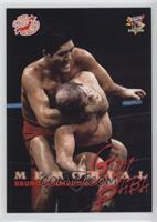 Memorial - Giant Baba, Bruno Sammartino