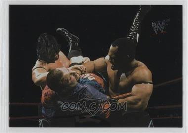 2000 Comic Images WWF No Mercy - [Base] #16 - Acolytes