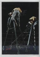 The Hardy Boyz vs. Edge & Christian