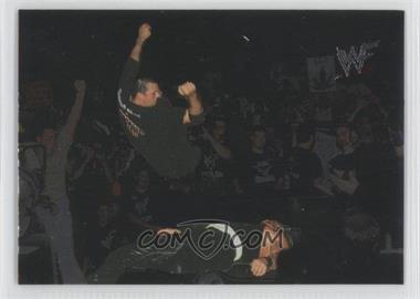 2000 Comic Images WWF No Mercy - [Base] #66 - Shane McMahon vs. Test