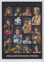 Ladies Legend Professional Wrestling