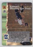 Move - Kidman's Shooting-Star Press