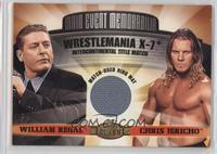 William Regal, Chris Jericho