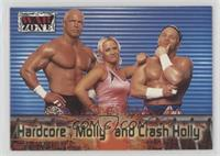 Hardcore, Molly, And Crash Holly