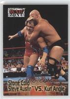 Stone Cold Steve Austin vs. Kurt Angle