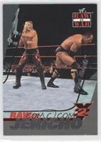 Chris Jericho (The Rock)