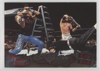 The Hardy Boyz vs. The Dudley Boyz vs. Edge & Christian