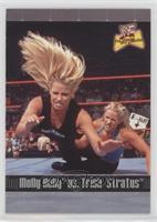 In The Ring - Molly Holly vs. Trish Stratus