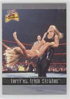 In The Ring - Terri vs. Trish Stratus