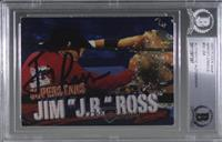 Jim Ross [BAS Certified Encased by BGS]