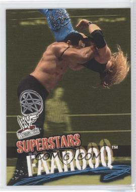 2001 Fleer WWF Wrestlemania - [Base] #47 - Faarooq