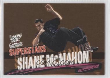 2001 Fleer WWF Wrestlemania - [Base] #8 - Shane McMahon