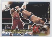 The Rock & Rikishi - The Early Years (Wrestlemania 13)