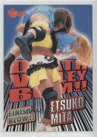 Finish Blow!! - Etsuko Mita