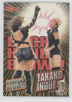 Finish Blow!! - Takako Inoue