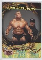 Partnerships - Brock Lesnar