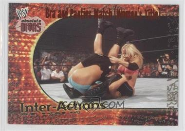 960a1ca8a36 2002 Fleer WWE Absolute Divas - Inter-Actions  19 - Bra and Panties Match  (Women s Title)