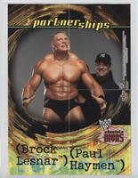 Brock Lesnar, Paul Heyman