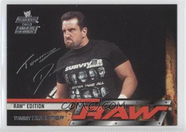 2002 Fleer WWE RAW vs SmackDown! - [Base] #53 - Tommy Dreamer