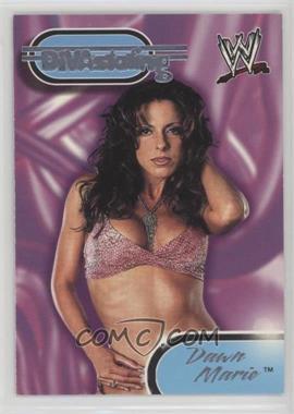 2002 Fleer WWE Royal Rumble - Divastating #D11 - Dawn Marie