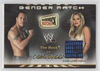 The Rock, Trish Stratus