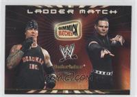 Undertaker vs. Jeff Hardy (Ladder Match)