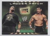 Rob Van Dam vs. Eddie Guerrero (Ladder Match)