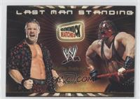 Chris Jericho vs. Kane (Last Man Standing)