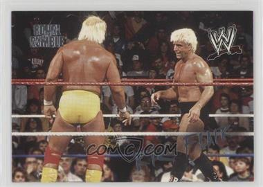 2002 Fleer WWE Royal Rumble - Royal Rumble Recap #RRR7 - Ric Flair