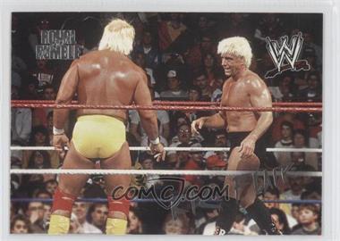 2002 Fleer WWE Royal Rumble - Royal Rumble Recap #RRR7 - Ric Flair