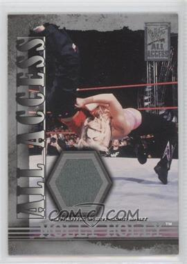 2002 Fleer WWF All Access - All Access Materials #AAM-MH - Molly Holly