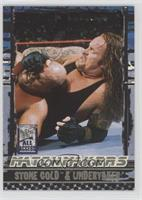 Stone Cold Steve Austin & Undertaker