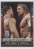 Kurt Angle & Triple H