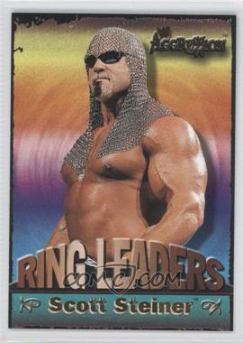 2003 Fleer WWE Aggression - Ring Leaders #10 RL - Scott Steiner
