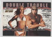 Double Trouble - Stacy Keibler, Scott Steiner