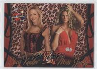 Cat Fights (Stacy Keibler, Miss Jackie)