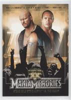 Mania Memories - The Rock, Stone Cold Steve Austin