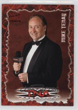 2004 Pacific TNA - [Base] - Red #55 - Michael Tenay