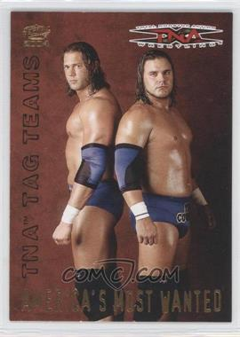 2004 Pacific TNA - Tag Teams #8 - America's Most Wanted