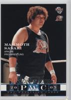 Mammoth Sasaki