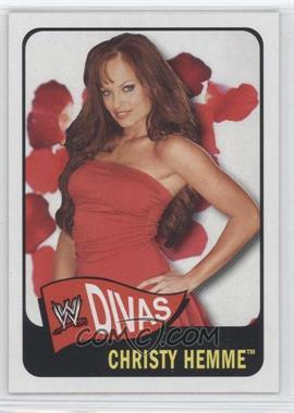 2005 Topps Heritage WWE - [Base] #62 - Christy Hemme