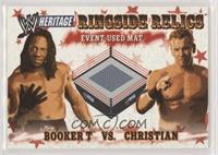 Booker T vs. Christian [EX to NM]