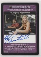 Signing Appearance - Kristal