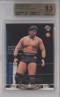 Shinsuke Nakamura [BGS9.5GEMMINT]