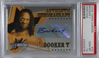 Booker T [PSA 10 GEM MT]